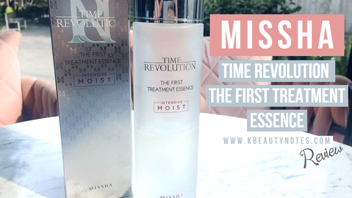 MISSHA Time Revolution The First Treatment Essence Intensive [Moist]