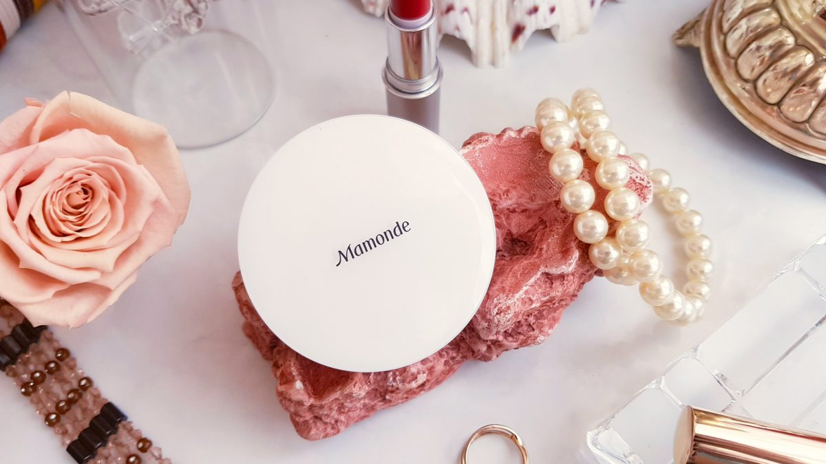 MAMONDE Brightening Cover Powder Cushion SPF50+ Review
