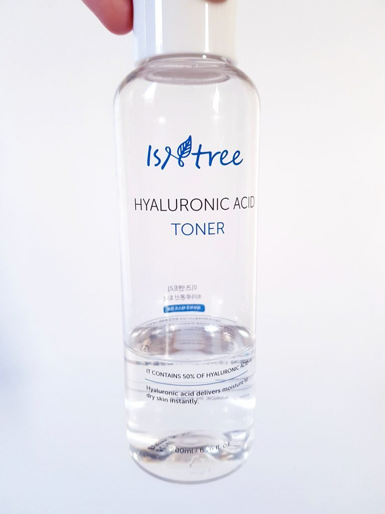 Isntree Hyaluronic Acid Toner Review