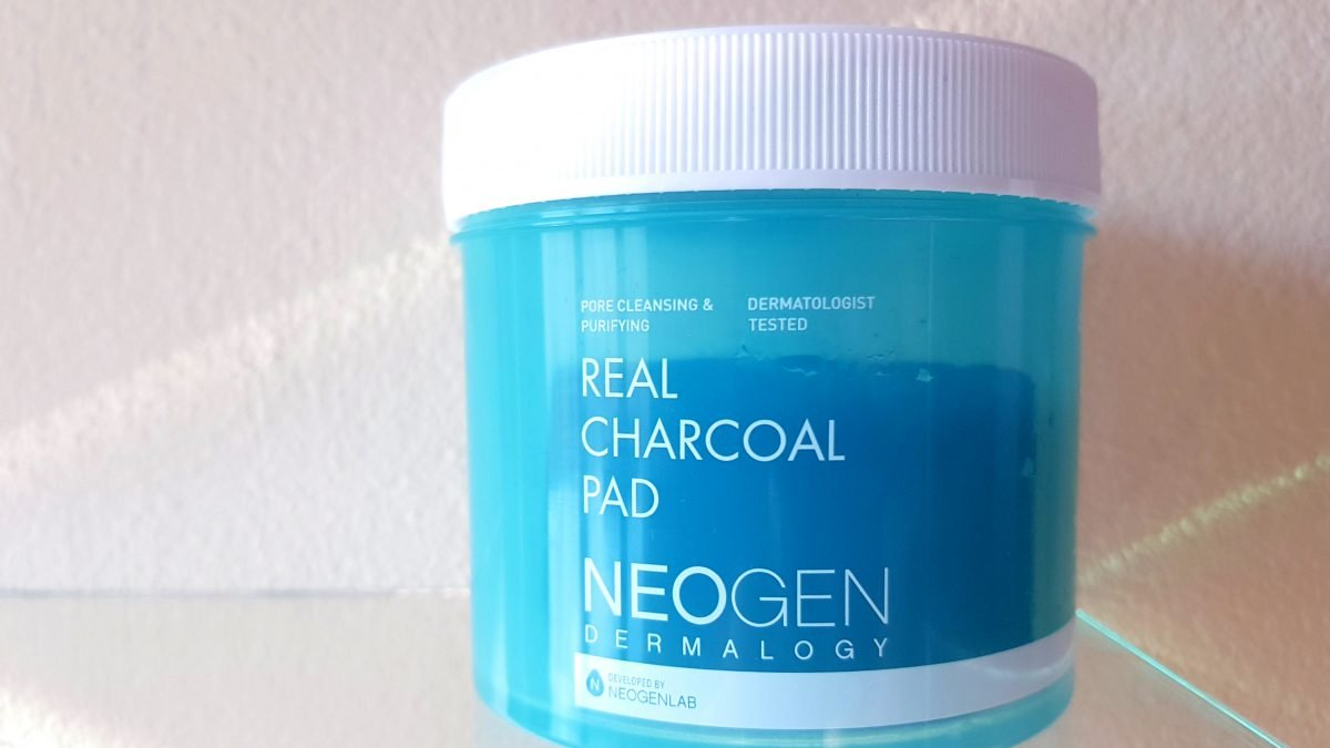 Review: NEOGEN Dermalogy Real Charcoal Pads *renewal*