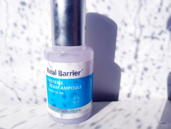 Real Barrier Extreme Cream Ampoule review