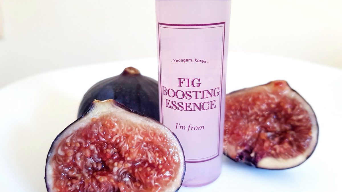 I'm From Fig Boosting Essence